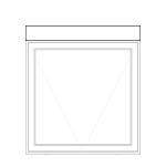 Straight-pattern, external